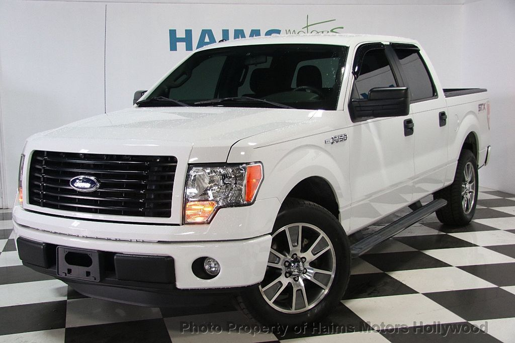 2014 used ford f 150 4wd supercab 145 stx at haims motors serving fort lauderdale hollywood for 2014 ford f 150 exterior colors
