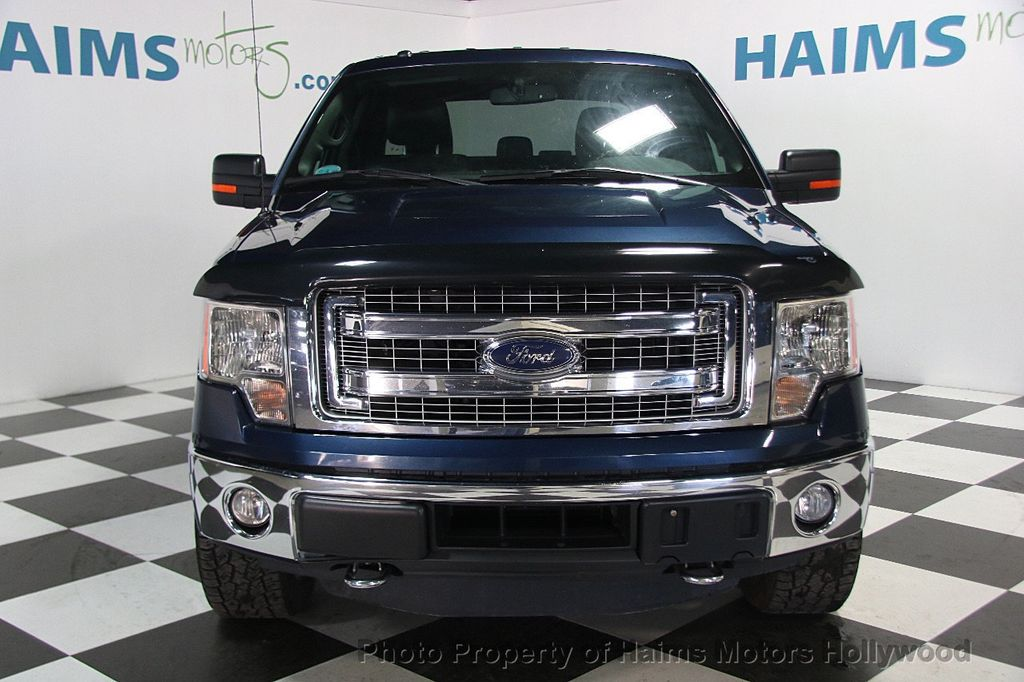 "2014 Ford F-150 4WD SuperCab 145"" XLT - 17114890 - 2"