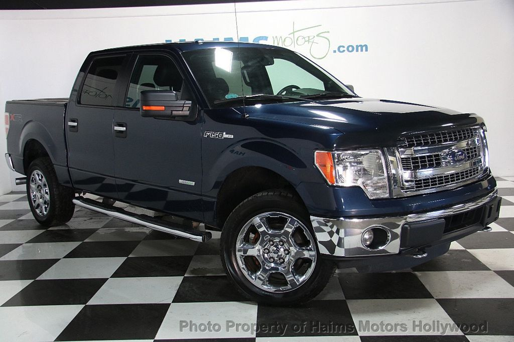 "2014 Ford F-150 4WD SuperCab 145"" XLT - 17114890 - 3"