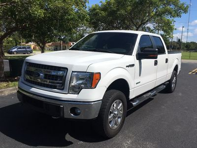 "2014 Ford F-150 4WD SuperCab 145"" XLT Truck"
