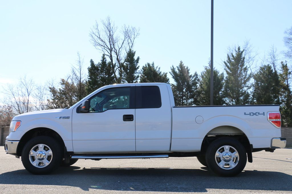"2014 Ford F-150 4WD SuperCab 145"" XLT - 17403059 - 10"