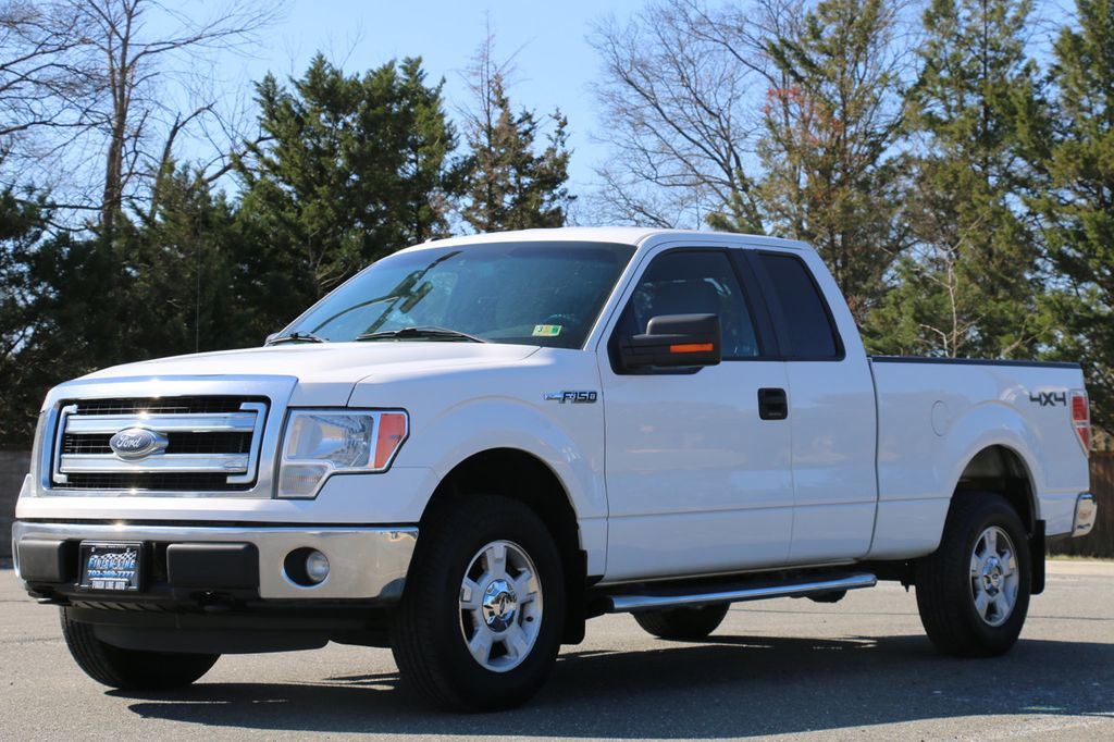 "2014 Ford F-150 4WD SuperCab 145"" XLT - 17403059 - 11"