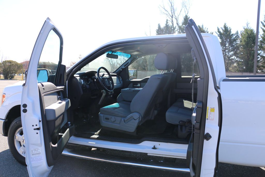 "2014 Ford F-150 4WD SuperCab 145"" XLT - 17403059 - 16"