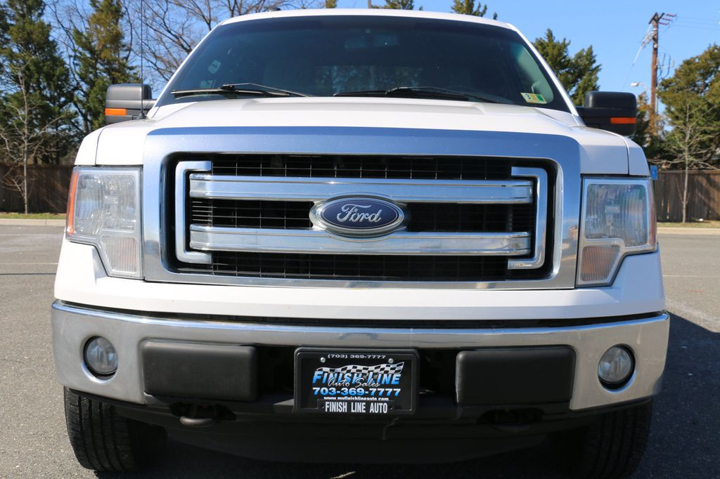 "2014 Ford F-150 4WD SuperCab 145"" XLT - 17403059 - 1"