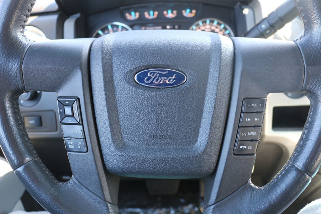 "2014 Ford F-150 4WD SuperCab 145"" XLT - 17403059 - 19"