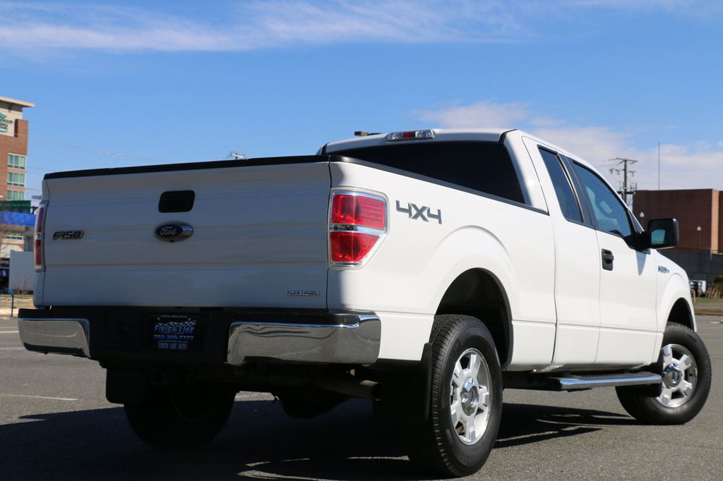 "2014 Ford F-150 4WD SuperCab 145"" XLT - 17403059 - 5"