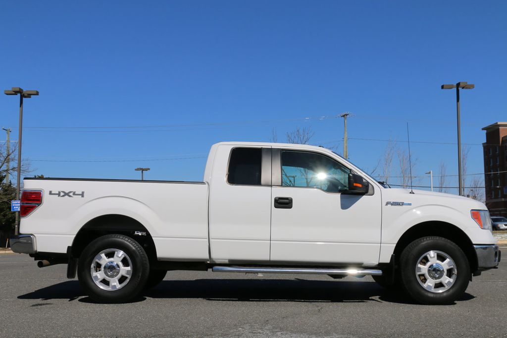 "2014 Ford F-150 4WD SuperCab 145"" XLT - 17403059 - 7"