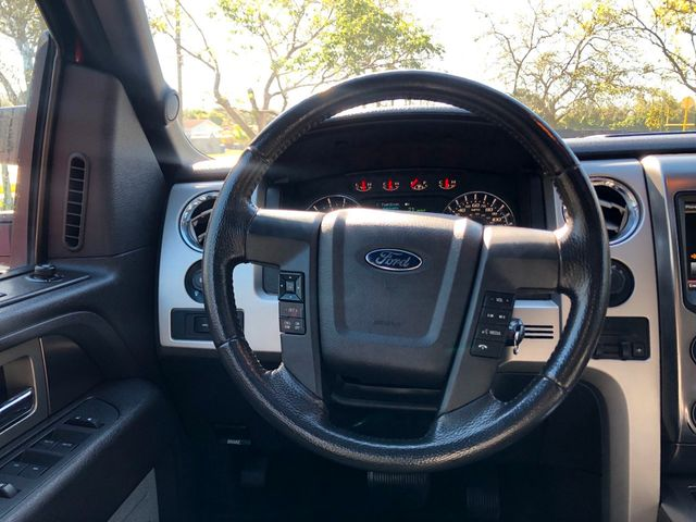 """2014 Ford F-150 4WD SuperCrew 145"""" FX4 - Click to see full-size photo viewer"""