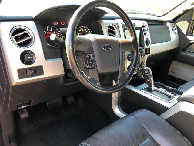 "2014 Ford F-150 4WD SuperCrew 145"" FX4 - Click to see full-size photo viewer"