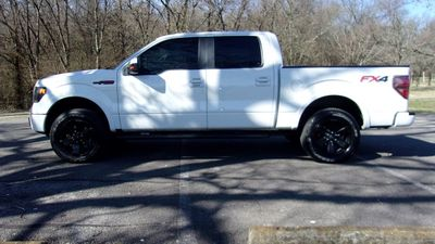 "2014 Ford F-150 4WD SuperCrew 145"" FX4 Truck"