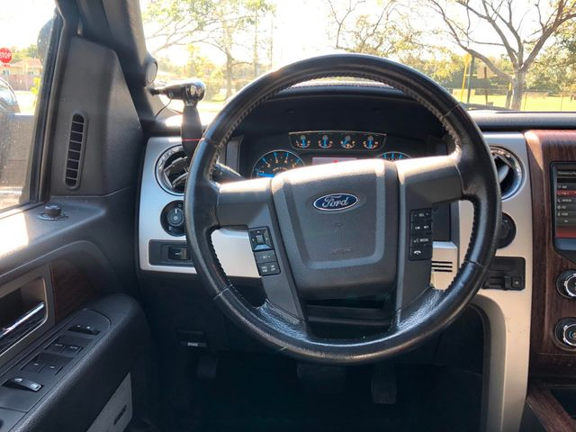 "2014 Ford F-150 4WD SuperCrew 145"" Lariat - Click to see full-size photo viewer"