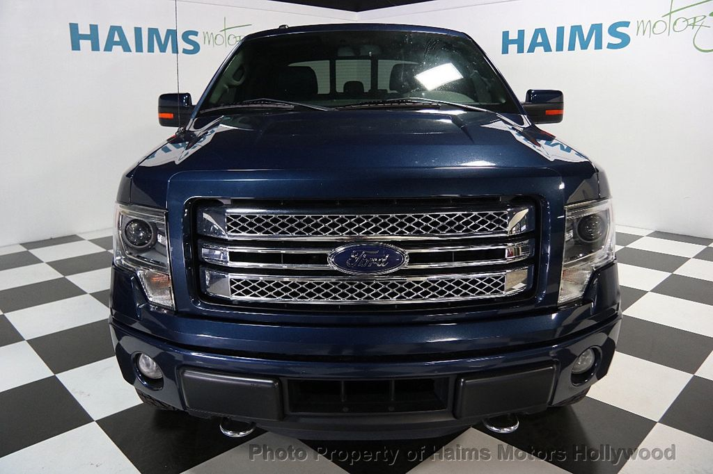 "2014 Ford F-150 4WD SuperCrew 145"" Limited - 16409179 - 1"