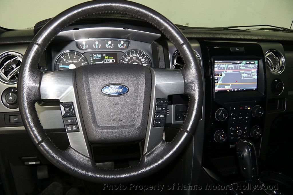 "2014 Ford F-150 4WD SuperCrew 145"" Limited - 16409179 - 27"