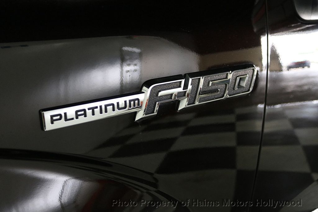 "2014 Ford F-150 4WD SuperCrew 145"" Platinum - 18065598 - 9"