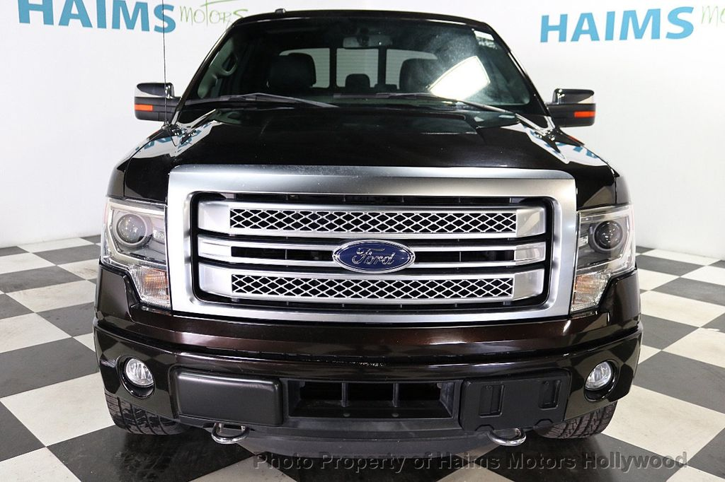 "2014 Ford F-150 4WD SuperCrew 145"" Platinum - 18065598 - 2"