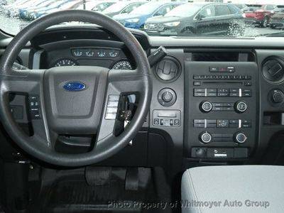 "2014 Ford F-150 4WD SuperCrew 145"" STX - Click to see full-size photo viewer"