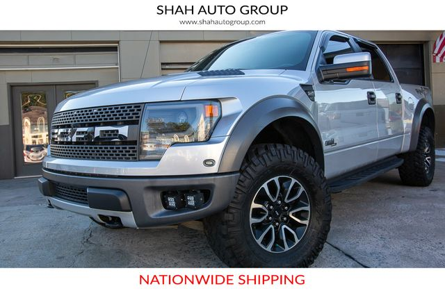 Used Ford Raptor >> 2014 Used Ford F 150 4wd Supercrew 145 Svt Raptor At Shah Auto Group Serving Marietta Columbus Atlanta Ga Iid 19298257