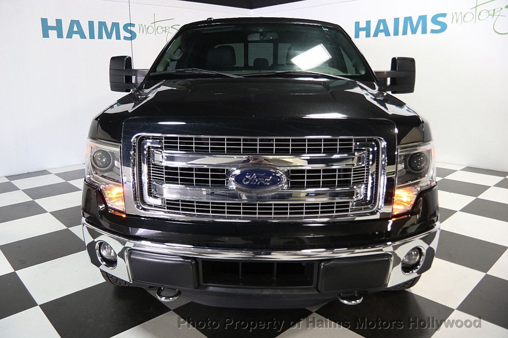 "2014 Ford F-150 4WD SuperCrew 145"" XLT - 16585199 - 1"