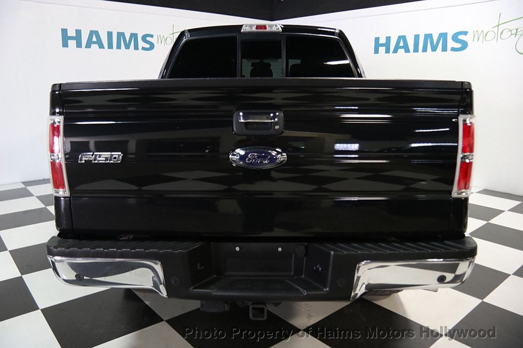 "2014 Ford F-150 4WD SuperCrew 145"" XLT - 16585199 - 4"