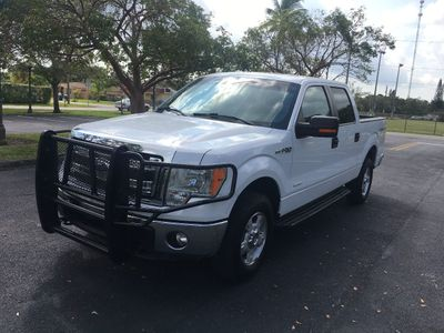 "2014 Ford F-150 4WD SuperCrew 145"" XLT Truck"