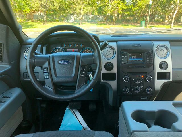 """2014 Ford F-150 4WD SuperCrew 145"""" XLT - Click to see full-size photo viewer"""