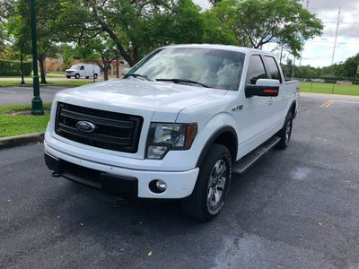 "2014 Ford F-150 4WD SuperCrew 157"" FX4 Truck"