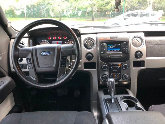 "2014 Ford F-150 4WD SuperCrew 157"" FX4 - Click to see full-size photo viewer"