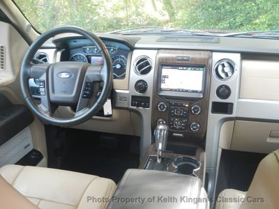 2014 Ford F-150 4WD Super Crew Lariat w/NAVIGATION - Click to see full-size photo viewer