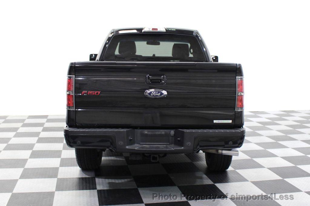 2014 Ford F-150 CERTIFIED F150 FX4 4X4 TREMOR PLUS CAMERA NAVIGATION - 18006910 - 15