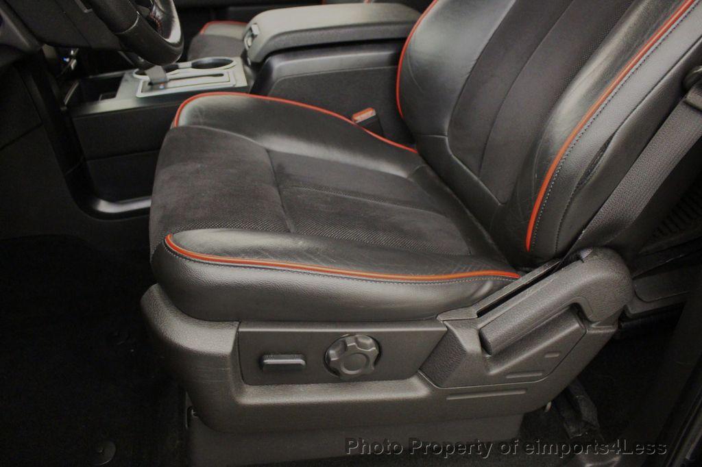 2014 Ford F-150 CERTIFIED F150 FX4 4X4 TREMOR PLUS CAMERA NAVIGATION - 18006910 - 20