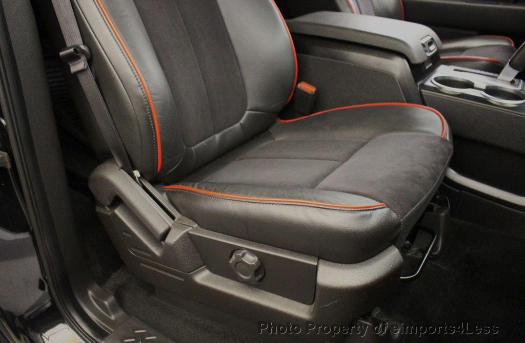 2014 Ford F-150 CERTIFIED F150 FX4 4X4 TREMOR PLUS CAMERA NAVIGATION - 18006910 - 21