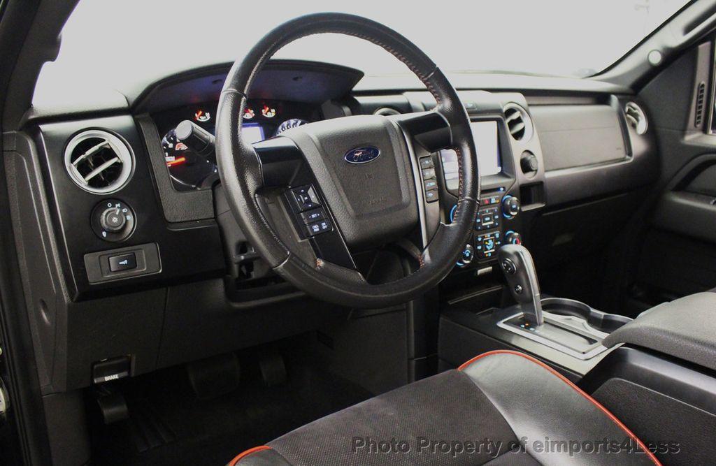 2014 Ford F-150 CERTIFIED F150 FX4 4X4 TREMOR PLUS CAMERA NAVIGATION - 18006910 - 30