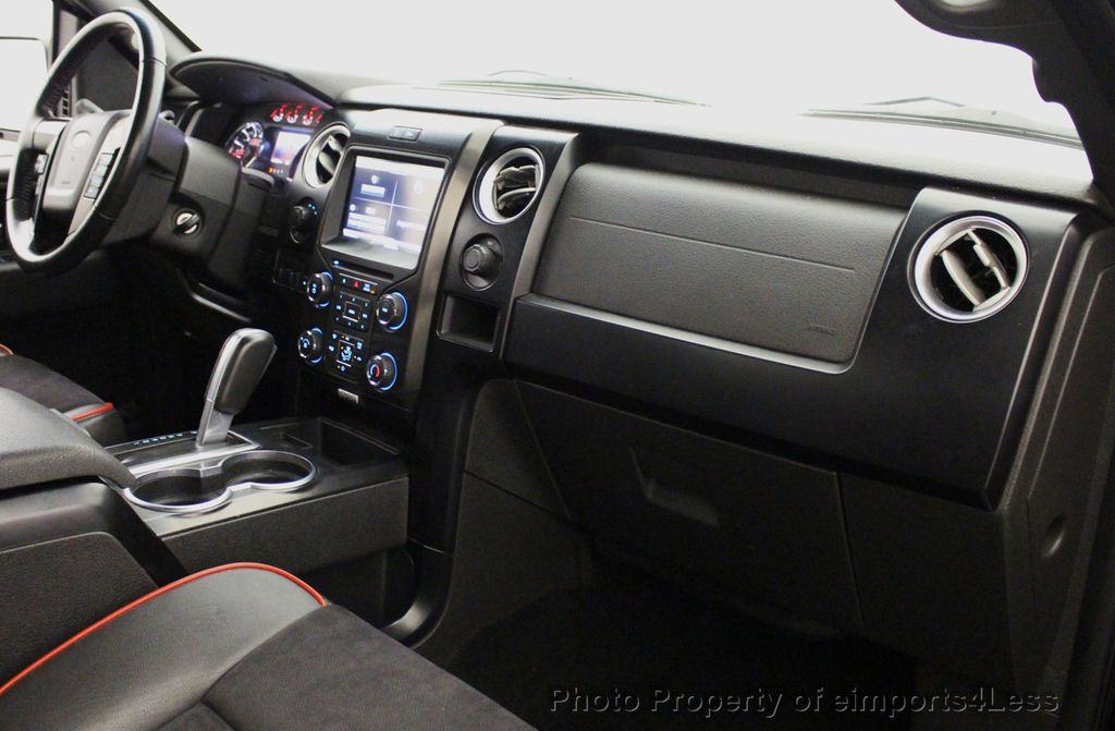 2014 Ford F-150 CERTIFIED F150 FX4 4X4 TREMOR PLUS CAMERA NAVIGATION - 18006910 - 31