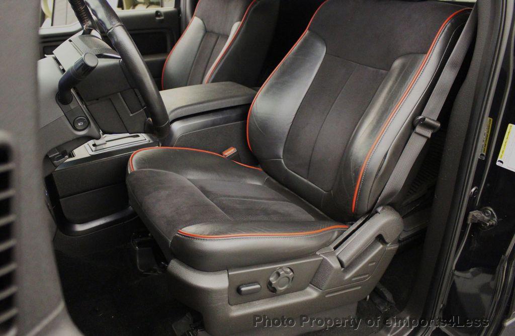 2014 Ford F-150 CERTIFIED F150 FX4 4X4 TREMOR PLUS CAMERA NAVIGATION - 18006910 - 32