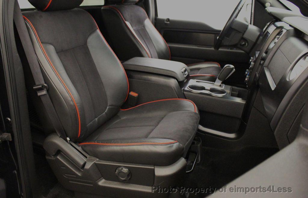 2014 Ford F-150 CERTIFIED F150 FX4 4X4 TREMOR PLUS CAMERA NAVIGATION - 18006910 - 33