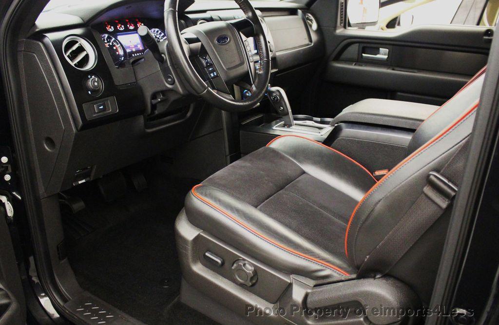 2014 Ford F-150 CERTIFIED F150 FX4 4X4 TREMOR PLUS CAMERA NAVIGATION - 18006910 - 42