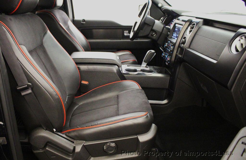 2014 Ford F-150 CERTIFIED F150 FX4 4X4 TREMOR PLUS CAMERA NAVIGATION - 18006910 - 43