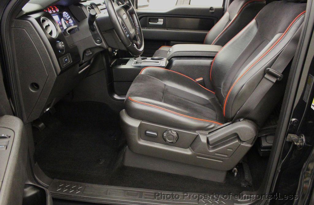 2014 Ford F-150 CERTIFIED F150 FX4 4X4 TREMOR PLUS CAMERA NAVIGATION - 18006910 - 5