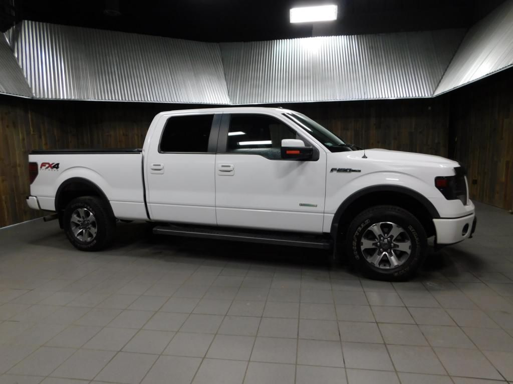 2014 Ford F-150 FX4 - 18087488 - 0