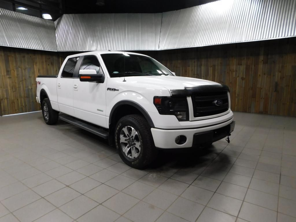 2014 Ford F-150 FX4 - 18087488 - 1