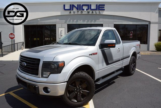 2013 Ford F150 Fx4 >> 2014 Ford F 150 Fx4 Truck Not Specified Not Specified For Sale South Amboy Nj 18 750 Motorcar Com
