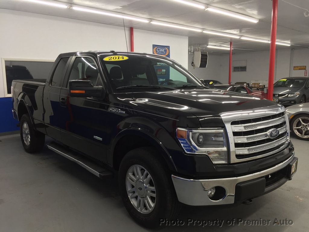 2014 used ford f 150 lariat at premier auto serving palatine il iid 16932913. Black Bedroom Furniture Sets. Home Design Ideas