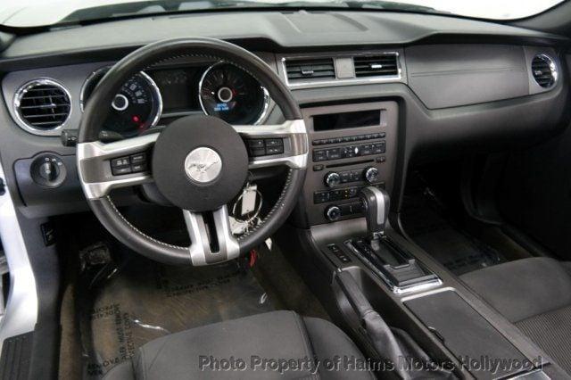 2014 Used Ford Mustang 2dr Convertible V6 At Haims Motors Serving