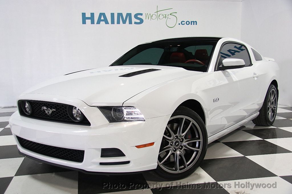 2014 Ford Mustang 2dr Coupe GT - 16369225 - 0