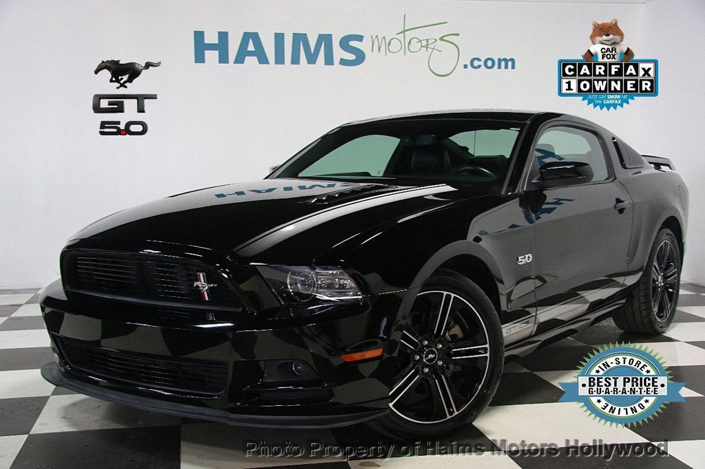 2014 Ford Mustang 2dr Coupe GT - 17094551 - 0
