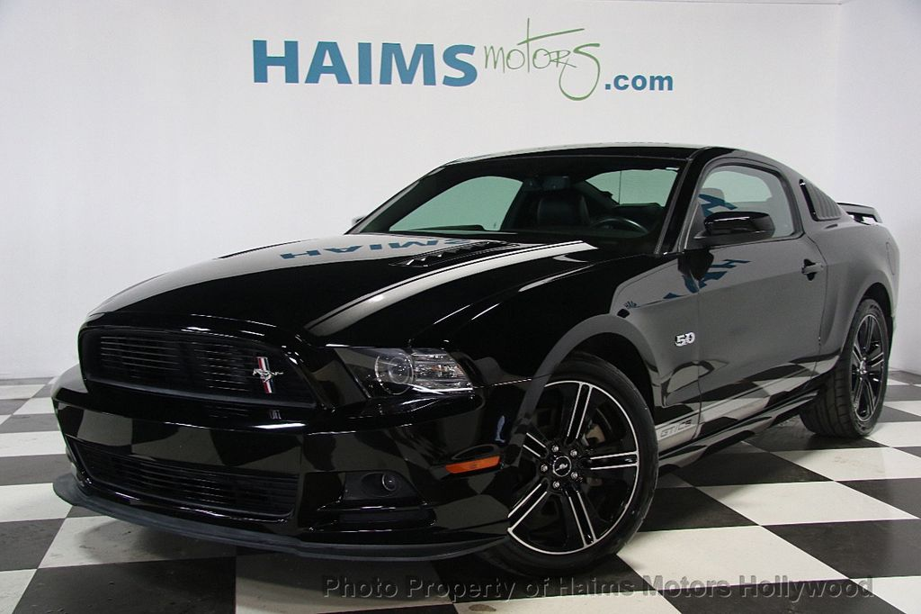 2014 Ford Mustang 2dr Coupe GT - 17094551 - 1