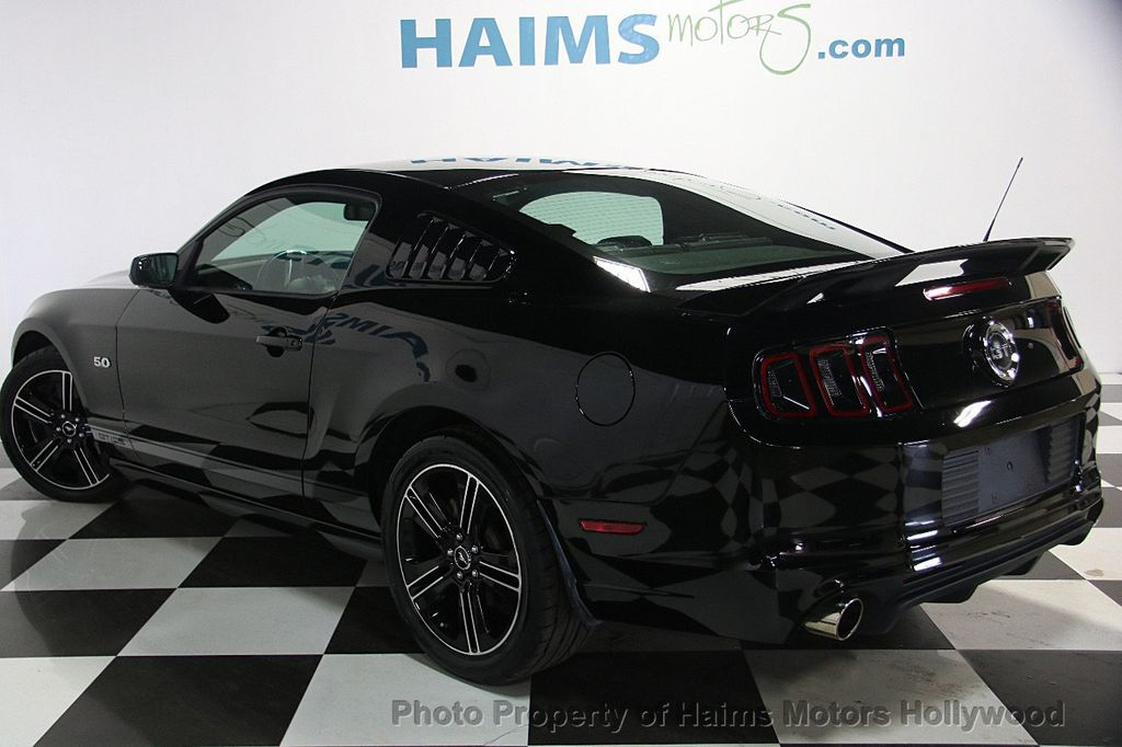 2014 Ford Mustang 2dr Coupe GT - 17094551 - 4