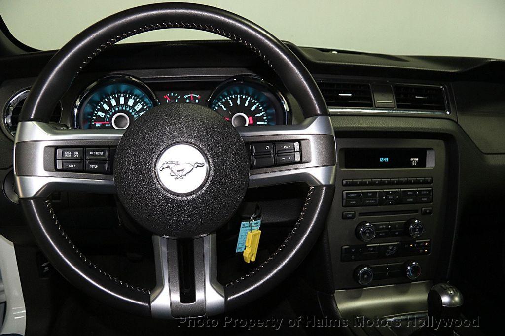 2014 Mustang V6 Manual Transmission