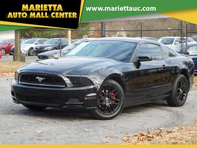 2014 Ford Mustang 2dr Coupe V6