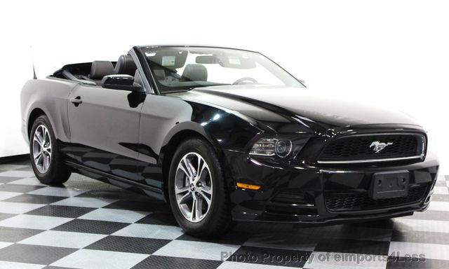 2014 Ford Mustang CERTIFIED MUSTANG V6 PREMIUM CONVERTIBLE - 16238124 - 14